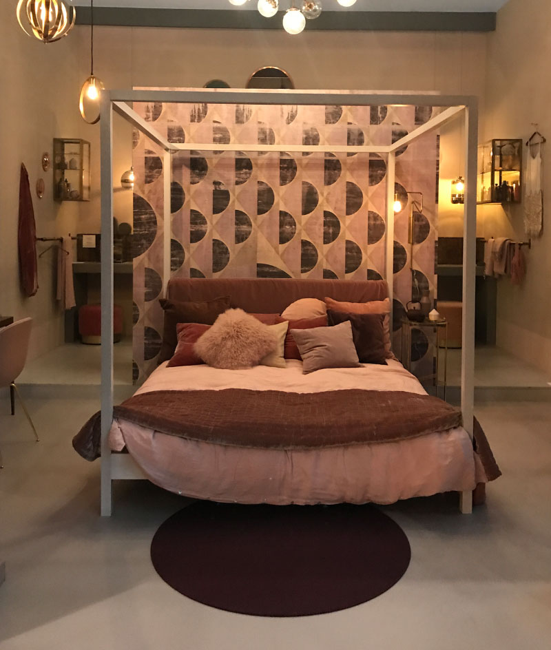 PInta slaapkamer inrichten